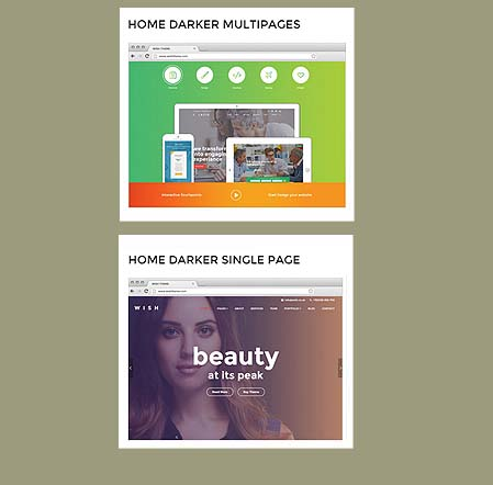 websites templates